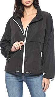 Urban Look Women's Active Outdoor Windbreaker Sportswear Jacket