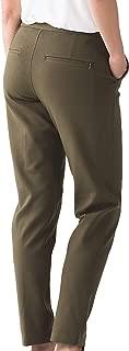 Lululemon City Trek Trouser - Milt (Military Green)