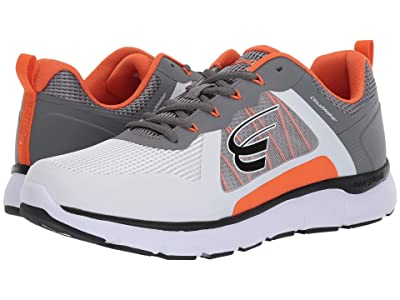 Spira CloudWalker (White/Dark Grey/Orange) Men