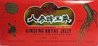 Ginseng Products Ginseng & Royal Jelly, Honey Base 30 Vials