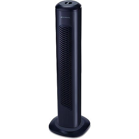 BionAire - BTF005X-01 - Ventilateur Colonne - Noir 75 cm / 40 W
