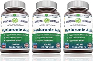 Best taking hyaluronic acid orally Reviews