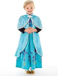 Little Adventures Ice Princess Dressup Costume Cloak (S/M Age 1-5)