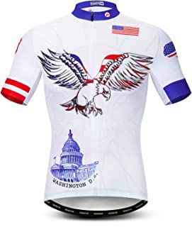 Cycling Jersey for Men Tops Summer Racing Cycling Clothing