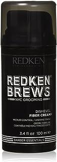 Dishevel Fiber Cream Men Cream by Redken, 3.4 Ounce