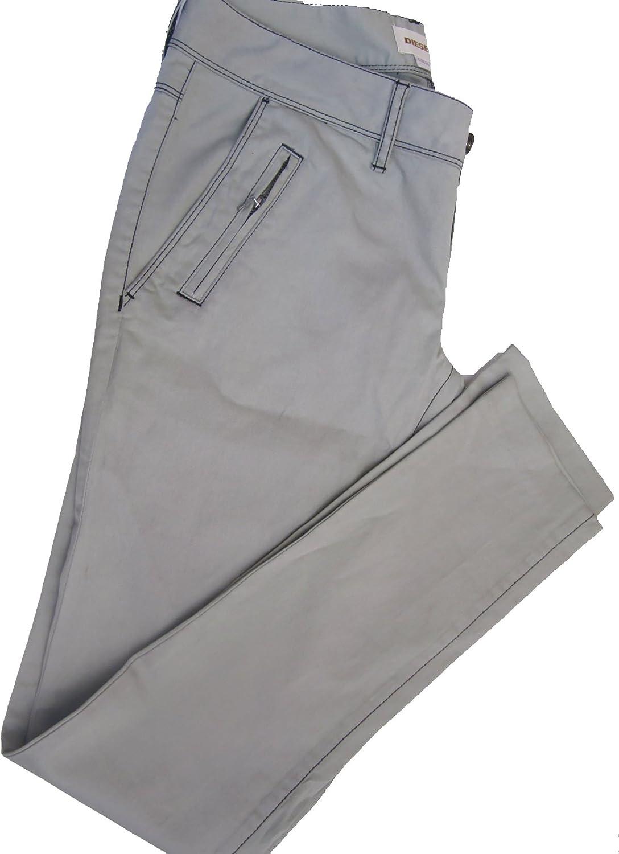 Diesel Puery Pantaloni Pants Womens Mint Green Size 26