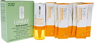 Clinique Fresh Pressed 7 Day System with Pure Vitamin C, 0.01 Ounce