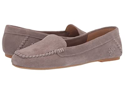 Jack Rogers Millie Suede Moc (French Grey) Women