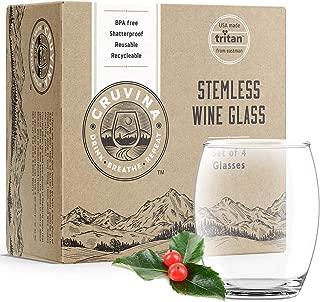 Best mardi gras plastic wine glasses Reviews