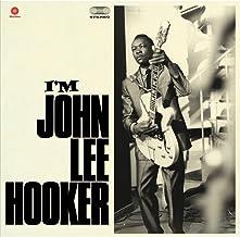 I'M JOHN LEE HOOKER (180G) (+B