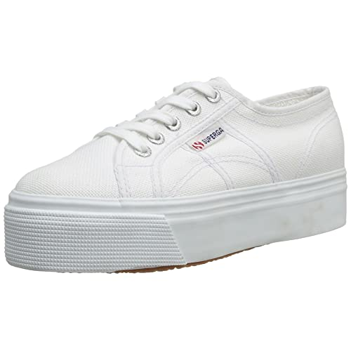 0c2cad2aeb78 Superga Unisex Adults  2790acotw Linea Up and Down Low-Top Sneakers