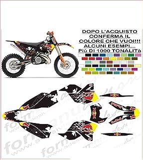JFG Racing CNC Palanca del Pedal del Freno Trasero de la Motocicleta Naranja K.T.M 125-530 SX XC XCW EXC SXF 2008-2015