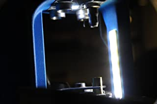 Lite Tech LED Reloading Press Light System for Dillon 550 (2 Light System: Tool Head Light + Side Light)