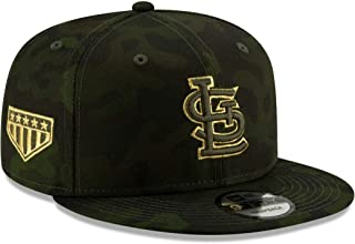 MLB 2019 Armed Forces Day 9Fifty Adjustable Snapback Hat Cap: OSFM