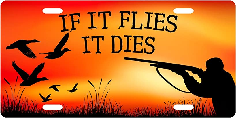 If It Flies It Dies
