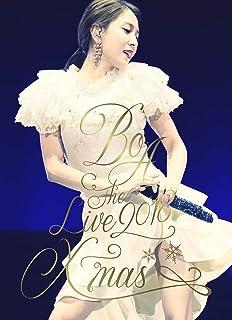 "BoA THE LIVE 2018 ""X'mas""(DVD)"