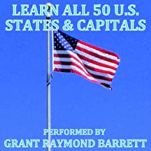 Learn All 50 U.S. States & Capitals - Single