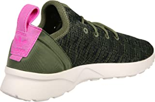 adidas Zx Flux Adv Virtue Womens Sneakers Khaki