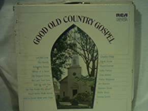 [LP Record] Good Old Country Gospel - Various Artists