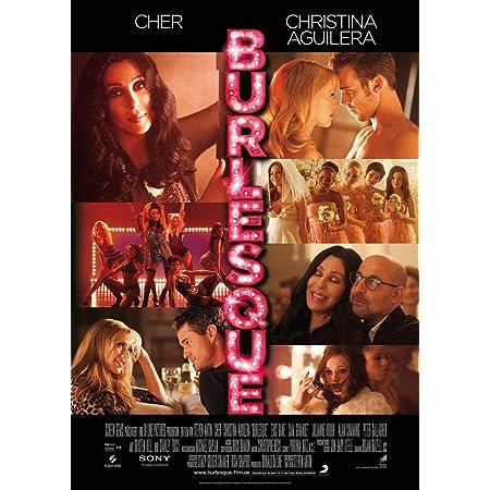 Burlesque Movie Poster Cher Christina 11x17 Mini Poster