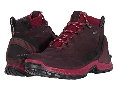 ECCO Sport Exohike High (Fig/Sangria) Women