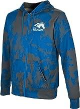 University of Alabama in Huntsville Men's Zipper Hoodie, School Spirit Sweatshirt (Grunge)