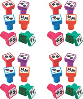 Best animal track rubber stamps Reviews