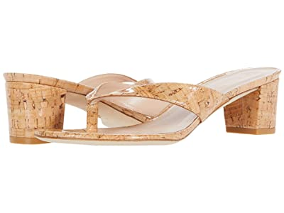 Stuart Weitzman Brigida 50 (Natural Cork) Women