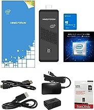 MINISFORUM Stick PC S41 / 第8世代CPU N4120 搭載(AtomZ8350比 2~4倍高速) Windows 10 Pro 4K*2画面出力 DDR4 4GB 64GB eMMC + 128GB サンディスク Ul...