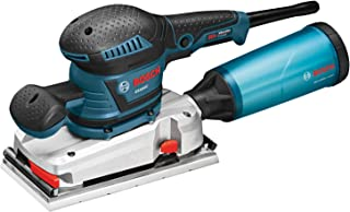 Bosch OS50VC Electric Orbital Sander  - 3.4 Amp 1/2 in. Finishing Belt Sander Kit with Vibration Control for 4.5 in. x 9 in. Sheets