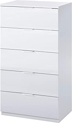 Habitdesign ARC6030 - Cajonera para armario, color blanco ...