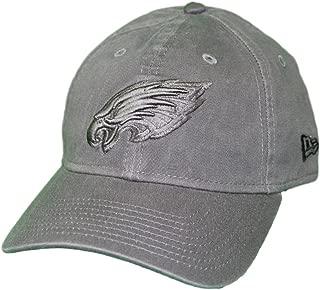 New Era Philadelphia Eagles NFL 9Twenty Classic Tonal Adjustable Graphite Hat