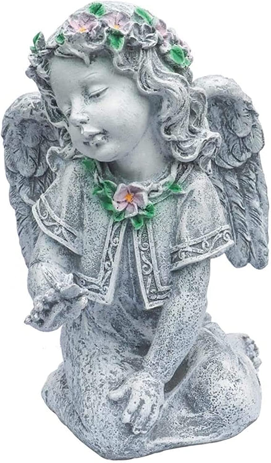 New York Mall Home Selling rankings Accessories Garden Angel Sculpture with Statue Wings