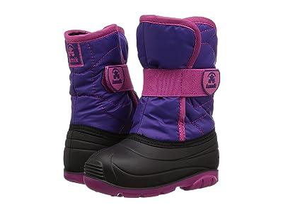 Kamik Kids Snowbug 3 (Toddler) Girls Shoes