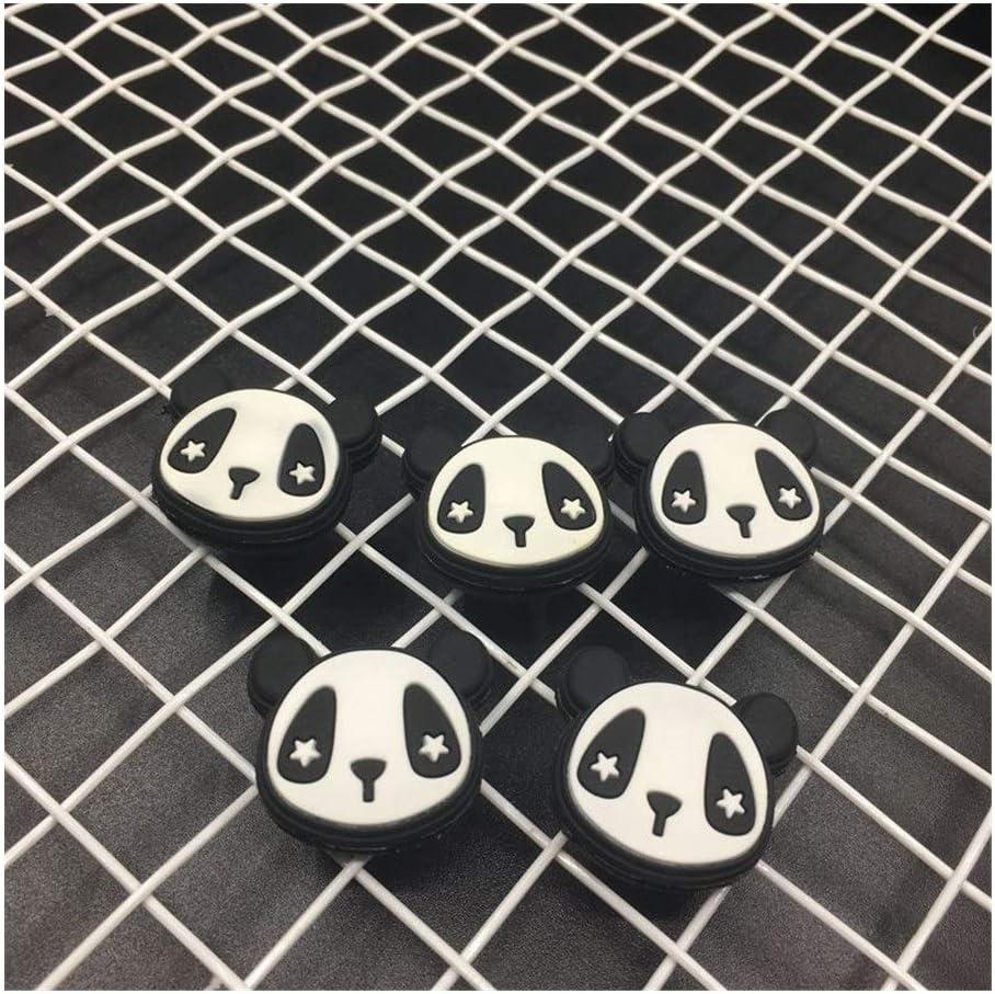 MINGYUE 5pcs Don't miss the campaign Cartoon Tennis Beauty products Panda Style Damper Vibration