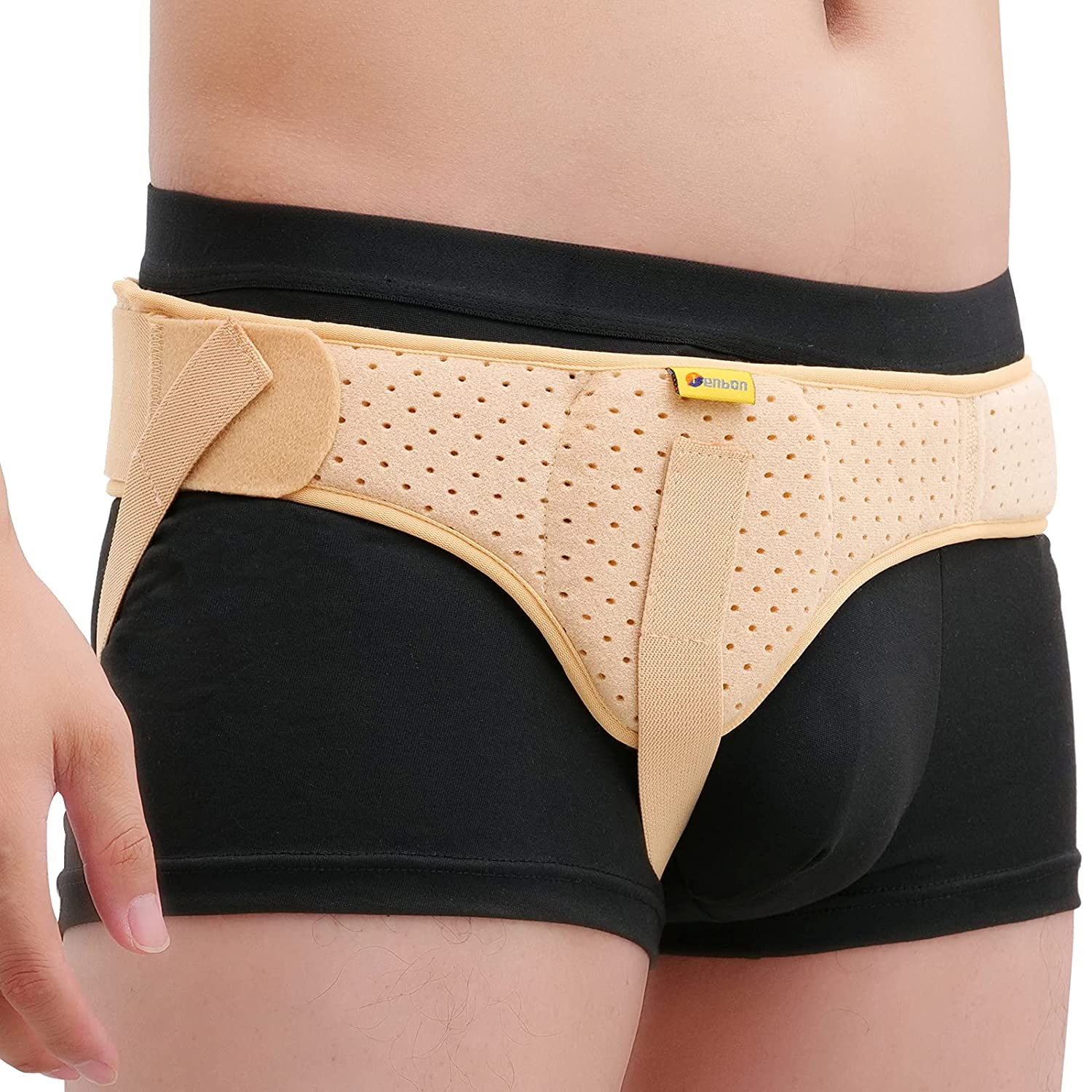 Hernia Belt for Fashion Max 71% OFF Men and Truss Inguinal Support Women