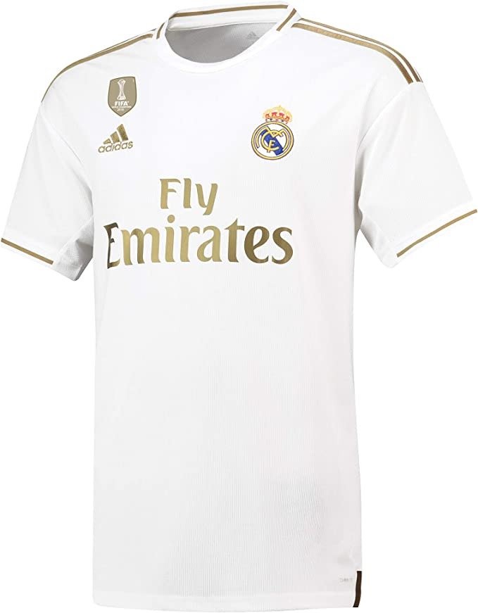 Real Madrid Camiseta - Personalizable - Primera Equipación ...