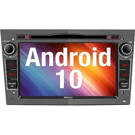 Vanku Android 10 Autoradio Für Opel Radio Mit Navi Cd Elektronik