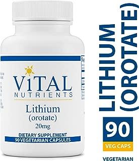 lithium nutrient