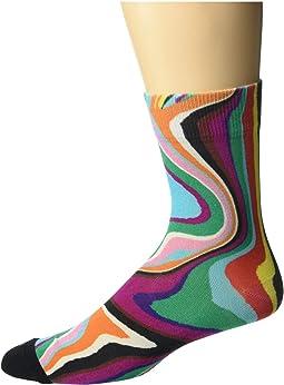 Phluid Rainbow Flow Sock
