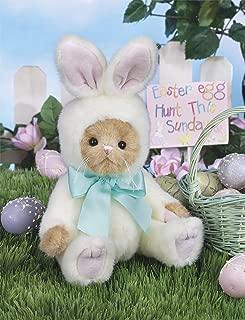 Bearington Collection Beary Harey Dressed As The Easter Bunny Teddy Bear Stuffed Animal Toy, 10