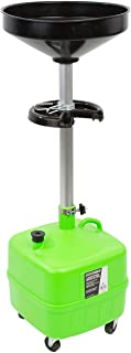 OEMTOOLS 87032 9 Gallon Upright Portable Oil Lift Drain with Oil Pan Funnel, for Changing Car and Truck Motor Oil, Adjusta...