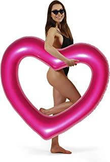 Best pink coffin pool float Reviews