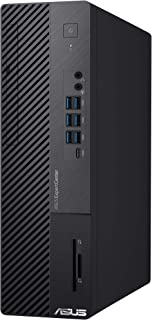 ASUS ExpertCenter D700SA, Small Form Factor Desktop PC, Intel Core i5-10400, 8GB DDR4 RAM, 512GB PCIe SSD, TPM 2.0, 3 Year...