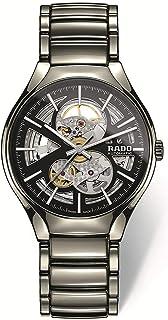Rado True Automatic Open Heart Black/Skeleton Dial Men's Watch R27510152
