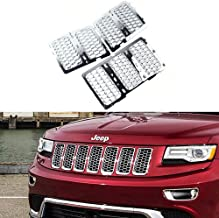 Best jeep grand cherokee lower grill Reviews