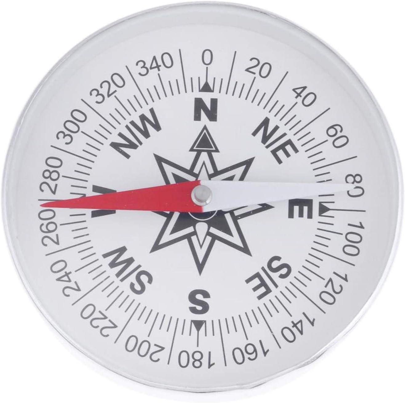 35% Max 69% OFF OFF LKYBOA Metal Survival Sighting Compass Waterproof Emergency Tool