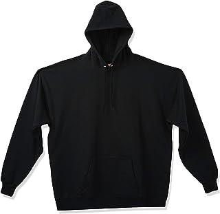 Mens Pullover Ecosmart Fleece Hooded Sweatshirt