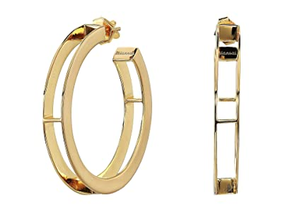 Miansai Opus Earrings (Polished Gold) Earring