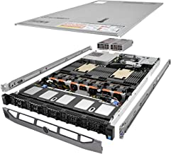 TechMikeNY PowerEdge R630 Server 2X 1.90Ghz E5-2609v3 6C 64GB 10x 300GB 10K SAS 12G (Renewed)